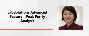 LabSolutions Advanced Feature - Peak Purity Analysis